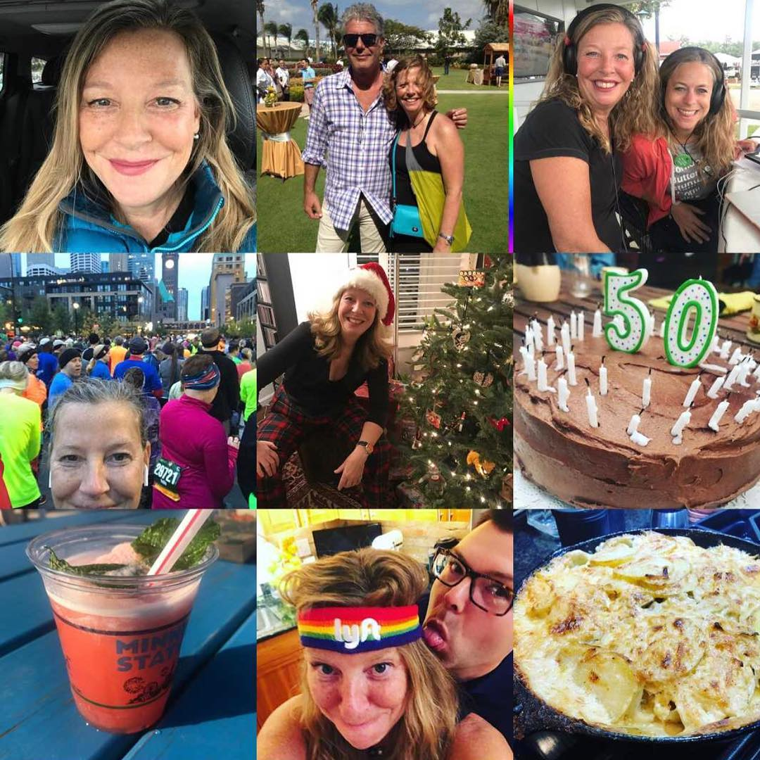 A great year! Thank you to folks who support my efforts @stephaniesdish @weeklydishmn and @makersofmn  #2018bestnine