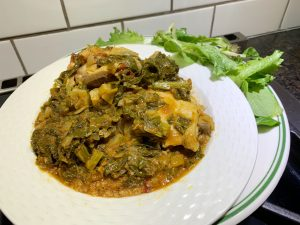 Instant Pot Indian Chicken Recipe