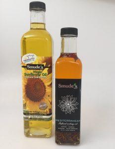 Smude''s Sunflower Oil
