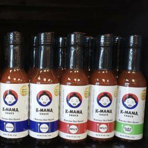K-Mama Sauce   Minnesota Made Products