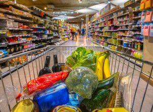 Coronavirus Grocery Shopping